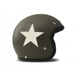 Casco Jet DMD Star Green
