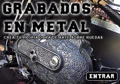 GRABADOS EN METAL CUSTOM