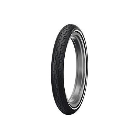 Neumático Dunlop D402F Banda Blanca