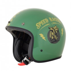 Casco Jet Speed Racer Gloss