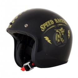 Casco Jet Speed Racer Gloss