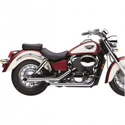 Escapes COBRA Drag Pipes VT750C Shadow