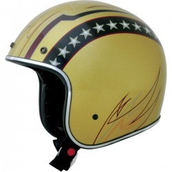 Casco Jet Multi Color