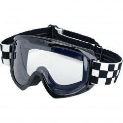 Gafas Biltwell Moto 2.0 Checkers Black/White