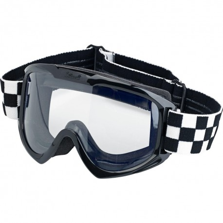 Gafas Biltwell Moto 2.0 Checkers Black/White