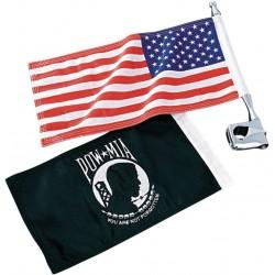 "MOUNT FLAG W/3/4"" VERT"