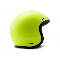 Casco Jet DMD Fluo Yellow