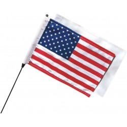 HOLDER ANTENNA W/FLAG
