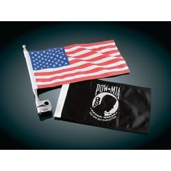 "FLAG W/1/2"" VERTICAL MNT"