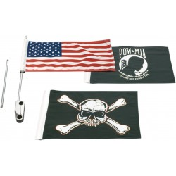 FLAG SIDE MOUNT KIT