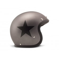 Casco Jet DMD Star Grey