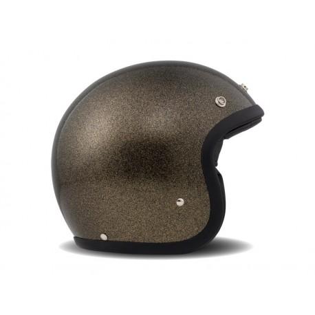 Casco Jet DMD Glitter Bronze