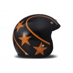 Casco Jet DMD Stunt Orange