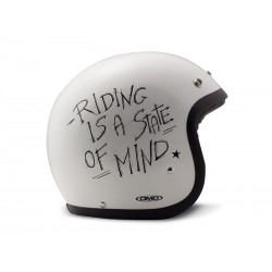Casco Jet DMD Oldie