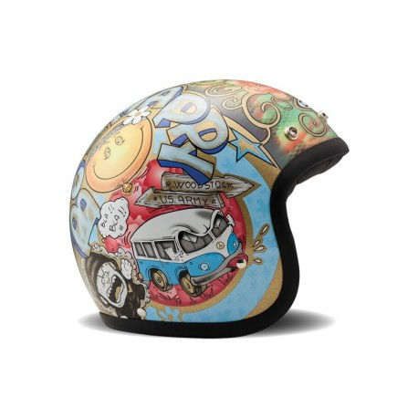 Casco Jet DMD Woodstock
