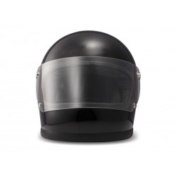 Casco Integral Rocket Black