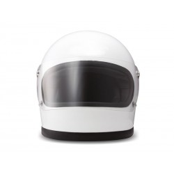 Casco Integral Rocket White