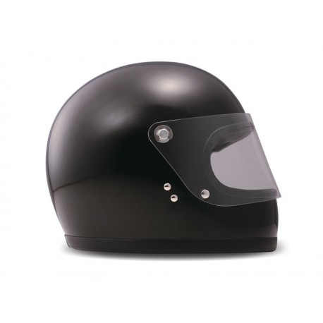 Casco Integral Racer Matt Black
