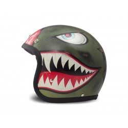 Casco Jet DMD Shark
