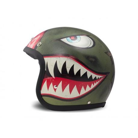 Casco Jet DMD Shark