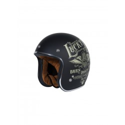 Casco Jet Origine Diseño Flying Wheel