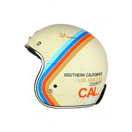 Casco Jet Origine Diseño Pacific California