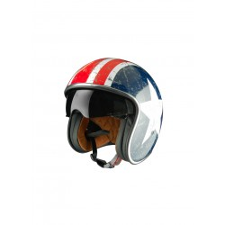 Casco Jet Origine Diseño Sprint Rebel Star