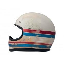 Casco Integral Handmade Racer Line