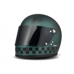 Casco Integral Handmade Rocket Square
