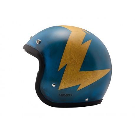 Casco Integral Handmade Vintage Thor