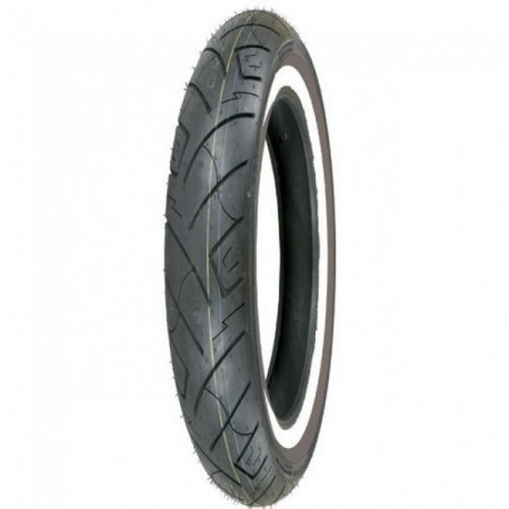 Neumático Delantero Shinko 900/90-B21 57H SR-777 Banda Blanca
