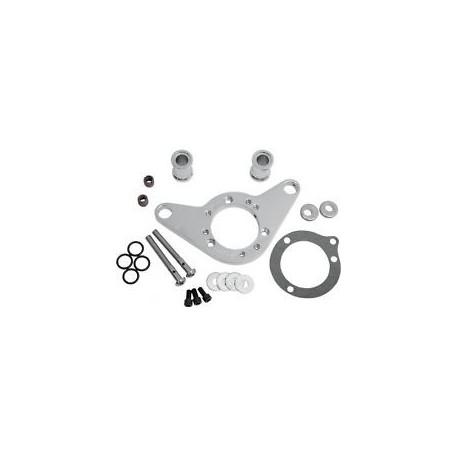 Kit Soporte Anclaje Filtro de Aire D&M Custom Cycle S&S Carburador