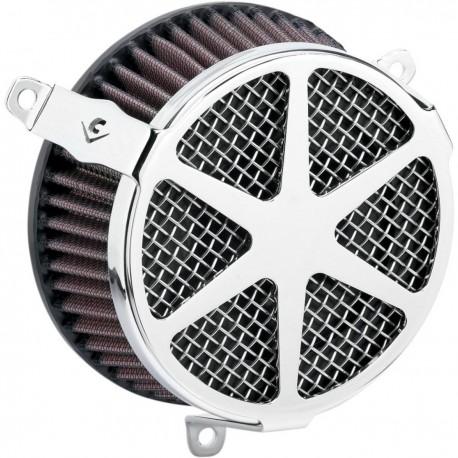 Filtro de Aire Cobra Spoke para Twin Cam 99-17