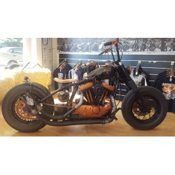 "Harley Davidson Sportster 883 ""Old School"""