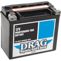 Batería Drag Specialties para Softail / Dyna 91-17