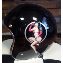 Casco Jet Bettie Page