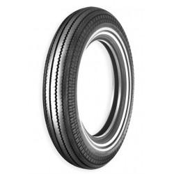 Neumático Shinko E270 4.00-19 61H Doble Banda Blanca