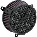Filtro de Aire Cobra Cross Negro para Sportster