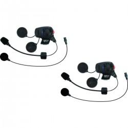 Sistema de Comunicación SENA SMH5 Dual Pack