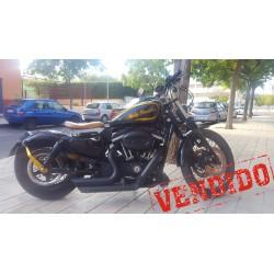 "Harley Davidson Sportster 883R ""Bobber"""