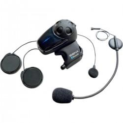 Kit Unidad Individual Intercomunicador/Auriculares SENA SMH-10 Microfono Universal
