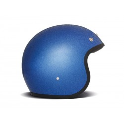 Casco Jet DMD Glitter Blue