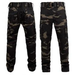 Pantalones Cargo Jhon Doe Kamikaze-Defense Camuflaje