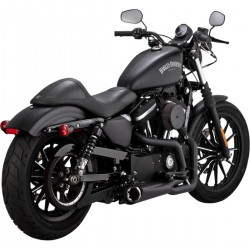 Escapes 2 en 1 Vance & Hines Competition Series para Sportster
