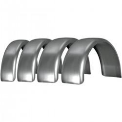 Guardabarros Trasero Flat Fenders