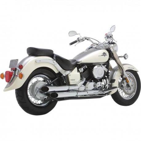 Escapes Vance & Hines Cruzers para Yamaha XVS650 Drag Star