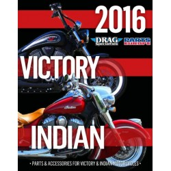 Catálogo Victory / Indian 2016