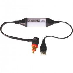 Cargador USB Inteligente con Protección Bateria