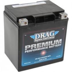Batería Premium Drag Specialties para HD Touring 97-18