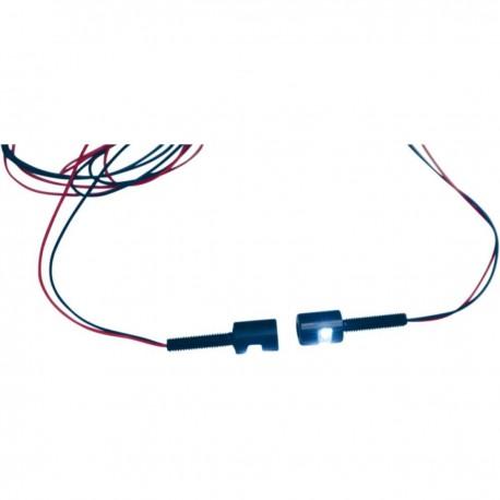Tornillos LED para Matrículas